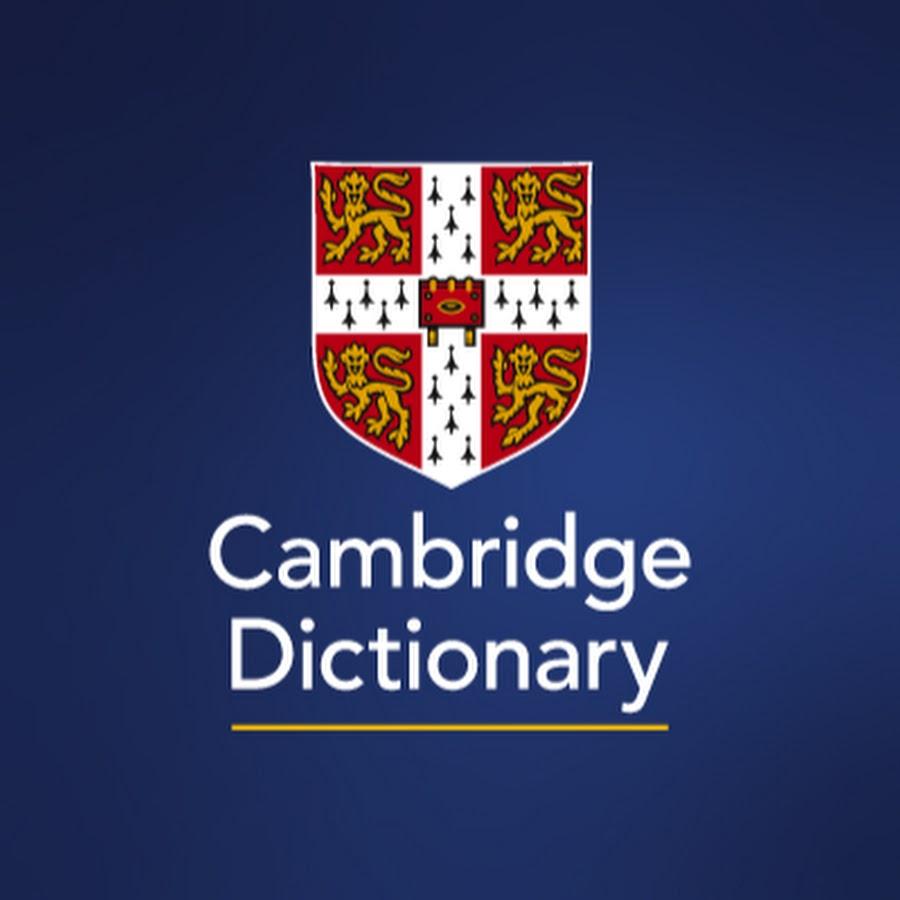 Cambridge Dictionary   YouTube