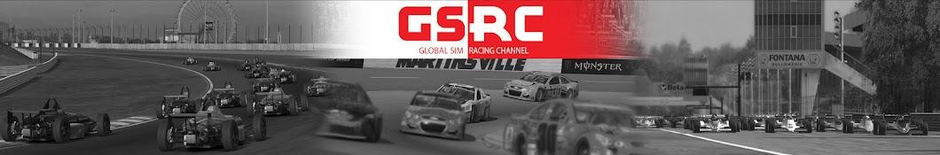 Global SimRacing Channel Banner