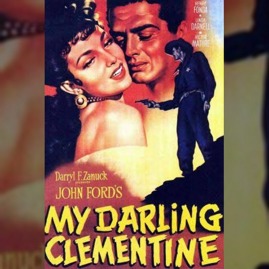 an analysis of the tension in my darling clementine a film by john ford Adaptations of film director john ford (1895-1973) analysis of of john ford and john john ford's film my darling clementine is an example of.