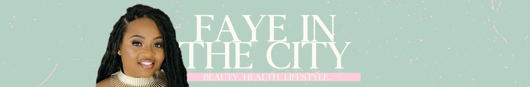 Faye In The City Banner
