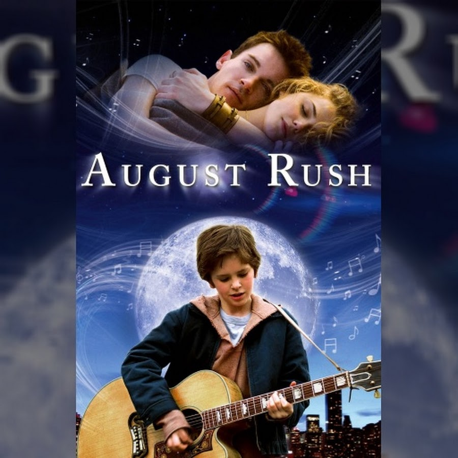 august rush reaction paper August rush is a 2007 american drama film directed by kirsten sheridan and produced by richard barton lewis the screenplay is by nick castle and james v hart.