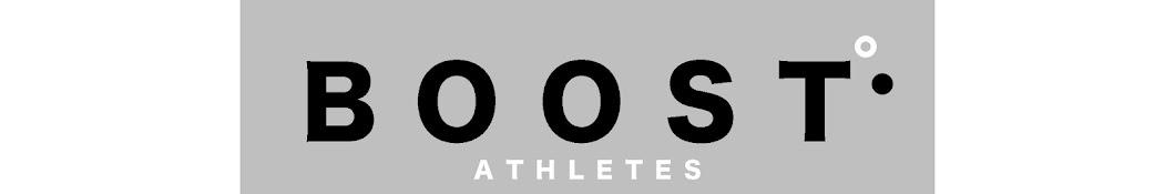 BOOST ATHLETES Banner