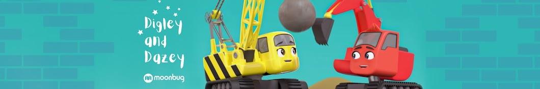 Digley and Dazey - Trucks For Kids