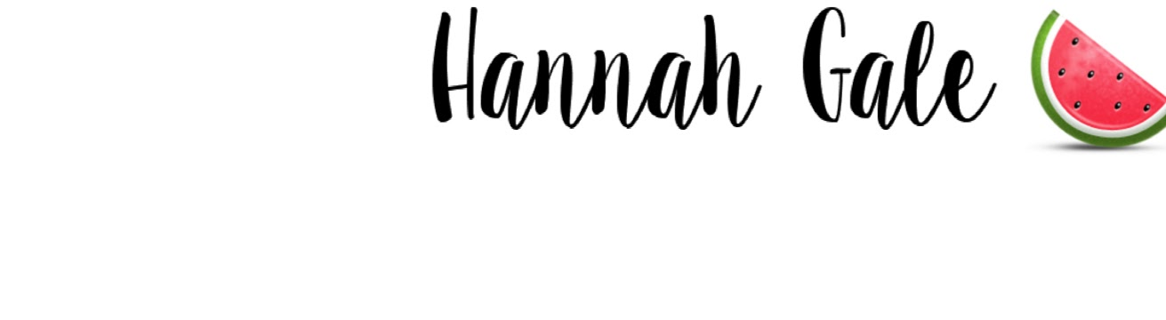 Hannah Gale's Cover Image